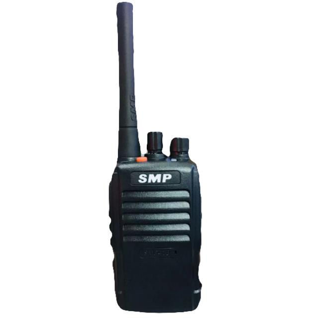 摩托罗拉对讲机 SMP418 模拟对讲机 距离5公里 高端酒店物业部队消防武警法院等