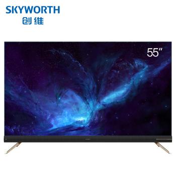 Skyworth/创维 55G60 超高清蓝光护眼全时AI智能电视