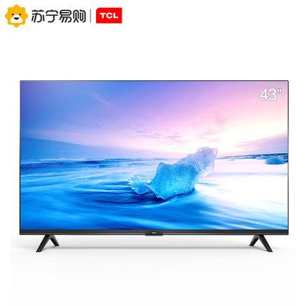 TCL 43L2F 43英寸高清智能WIFI网络安卓20核平板家用液晶电视机