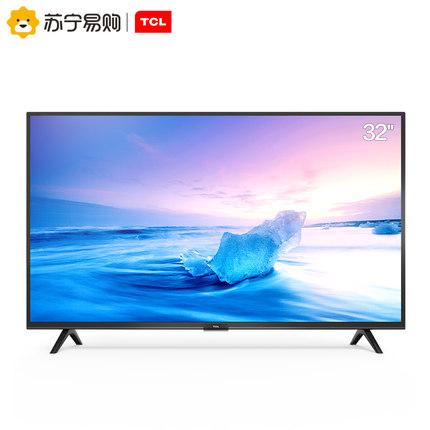 TCL 32L2F 32英寸高清智能WIFI网络安卓20核平板家用液晶电视机