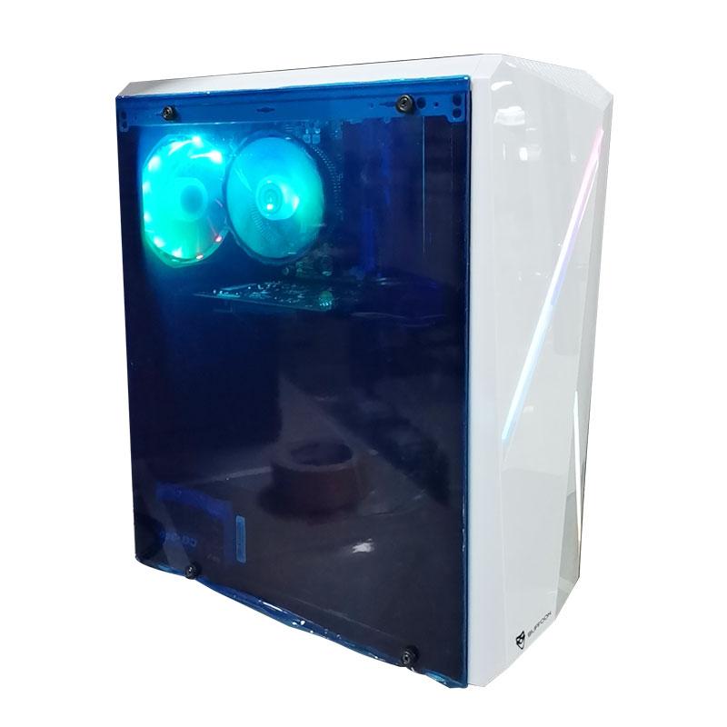 英特尔 全新 办公电脑主机 整机 i3 3210  翔升b75主板  翔升 4G 大内存 翔升 120G高速固态 GTX750显卡含机箱电源