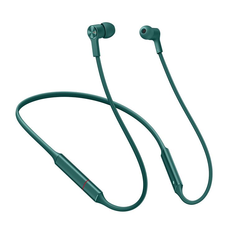 华为耳机FreeLace 无线耳机 智慧闪连快充 动听人声 蓝牙耳机 运动耳机