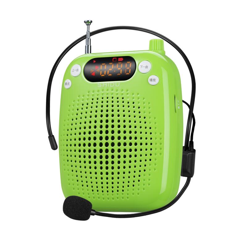 十度(ShiDu) S18 扩音器 教师专用 老师讲课教学大功率喇叭 户外导游