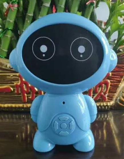 小乐智能机器人  白色  蓝色