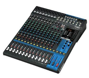 雅马哈MG16XU 16路带效果器模拟 专业调音台