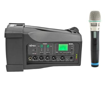 咪宝 MA-100DU 50W 户外PA便携式无线音箱