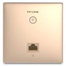 TP-LINK TL-AP302I-POE 标准供电企业级面板式无线AP 金色