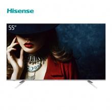 海信电视(Hisense)HZ55E5A 55英寸 超高清4K HDR Unibody一体超薄 AI人工智能液晶电视机