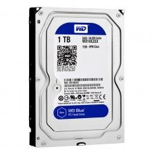 西部数据(WD) 蓝盘 1T 台式机电脑机械硬盘 1TB WD10EALX