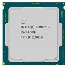 英特尔CPU I5 9400F 散片一年