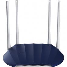 迅捷(FAST) FAC1200R千兆版 1200M双频无线路由器 千兆有线端口