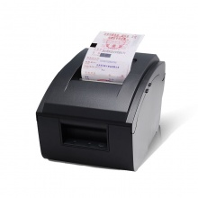 芯烨 XP-76IIH 针式收银打印机 黑色 U口/并口
