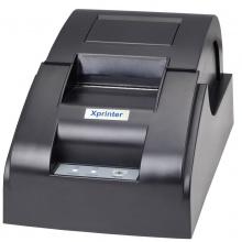 芯烨 XP-58IIIA超市餐饮收银小票据热敏打印机 黑色 并口/U口