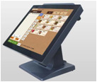 汇金T1502触屏收款机 触屏中的经典机型15寸正屏性价比最高  整机质保一年
